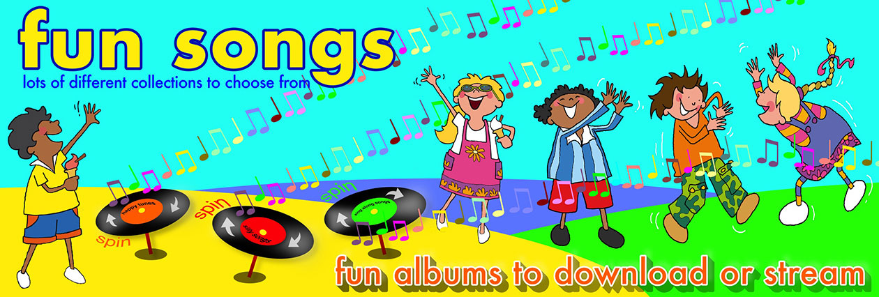 Fun Songs Albums For Children