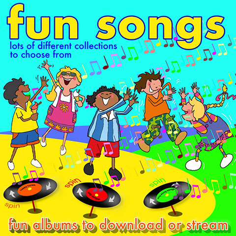 Fun Songs Digital Albums