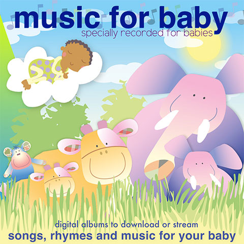 Music for Baby Digital Albums