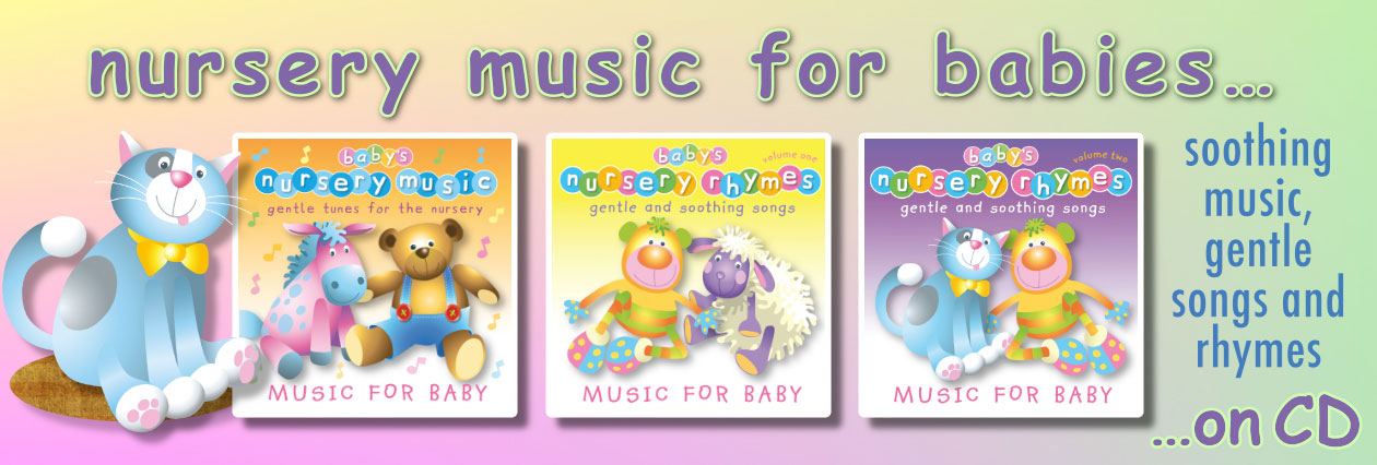 Music For Babies Albums