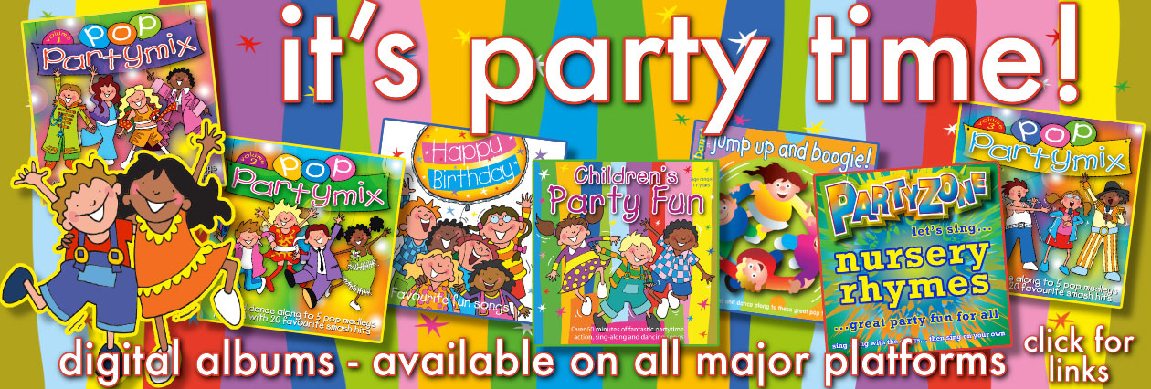 Party Time Digital Albums