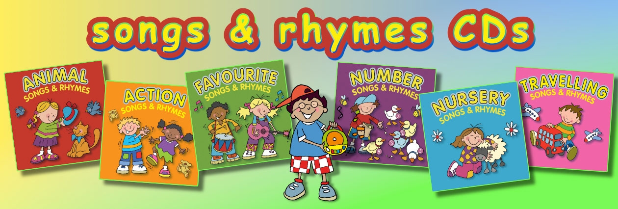 Songs & Rhymes CDs