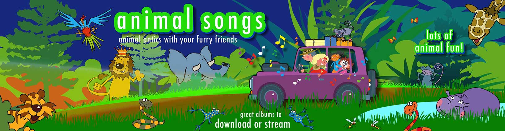 Animal Songs Albums