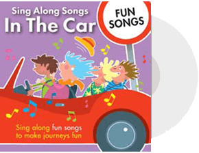 Favourite songs and rhymes CDs