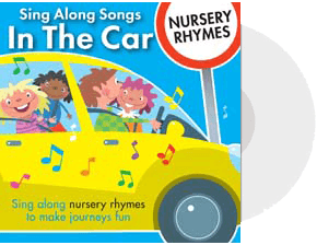 Nursery Rhymes CDs