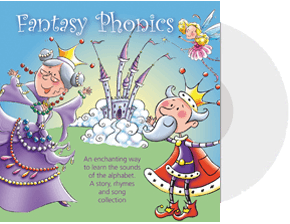 Fantasy Phonics CD