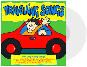 Favourite travel songs CDs