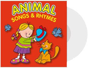 Favourite animal songs CDs