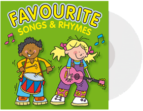 Songs & Rhymes range of CDs