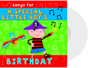 CDs for birthday parties