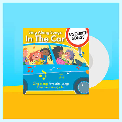 childrens cds for travelling in the car