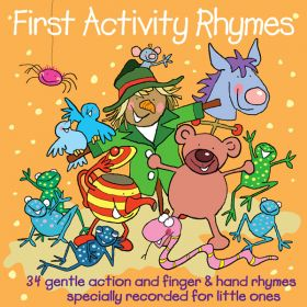 First Activity Rhymes (Digital Album)