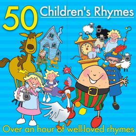 50 Children's Rhymes (Digital Album)
