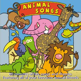 Animal Songs (Digital Album)