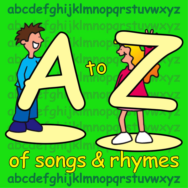 A To Z Of Songs & Rhymes (Digital Album)
