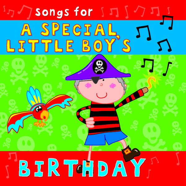 Songs For A Special Little Boy's Birthday (Digital Album)