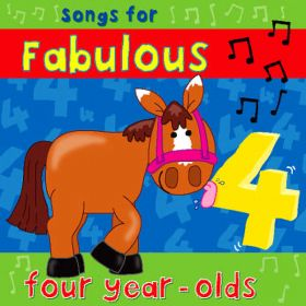 Songs For Fabulous Four Year Olds (Digital Album)