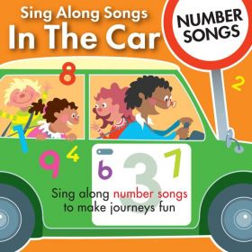 Sing Along Songs In The Car - Number Songs CD