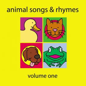 Animal Songs & Rhymes, Volume 1 (Digital Album)