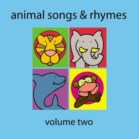 Animal Songs & Rhymes, Volume 2 (Digital Album)