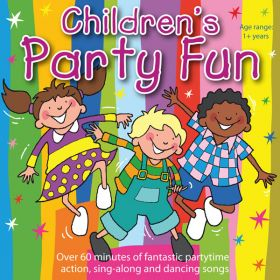 Children's Party Fun (Digital Album)