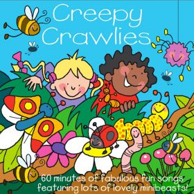 Creepy Crawlies (Digital Album)