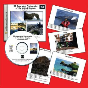 50 Geographic Photographs Of The United Kingdom For Key Stage 1 and 2