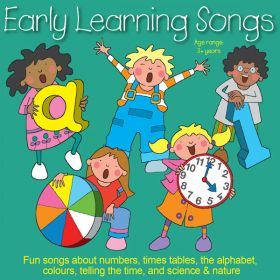 Early Learning Songs (Digital Album)
