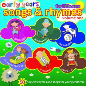 Early Years Songs & Rhymes - Volume 1 (Digital Album)