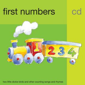 First Numbers CD