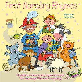 First Nursery Rhymes (Digital Album)