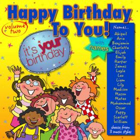 Happy Birthday To You! Volume 2 (Digital Album)