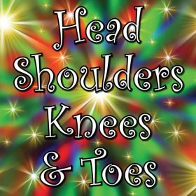 Head, Shoulders, Knees & Toes (Digital Album)