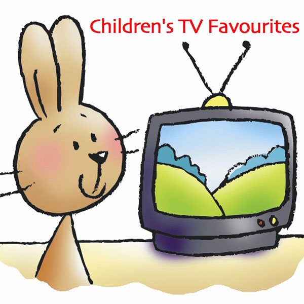 Children's TV Favourites (Digital Album)