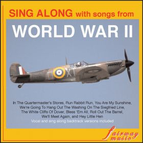 Sing Along With Songs from World War ll (Digital Album)