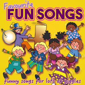 Favourite Fun Songs (Digital Album)