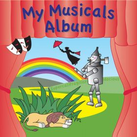 My Musicals Album (Digital Album)