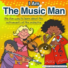 I Am The Music Man (Digital Album)