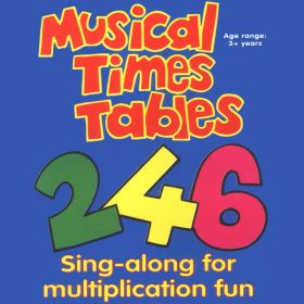 Musical Times Tables (Digital Album)