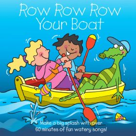 Row Row Row Your Boat (Digital Album)
