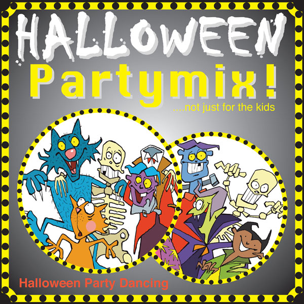 Halloween Partymix! (Digital Album)