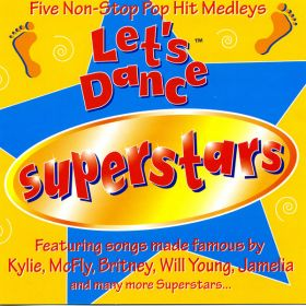 Let's Dance Superstars (Digital Album)