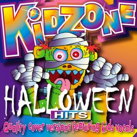 Kidzone Halloween Hits (Digital Album)
