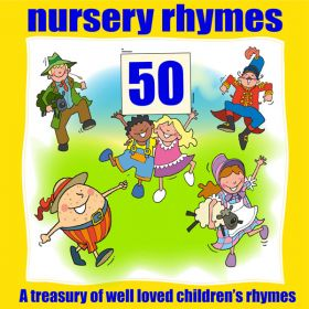 50 Nursery Rhymes (Digital Album)