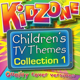 Children's TV Themes Collection 1 (Digital Album)
