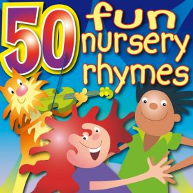 50 Fun Nursery Rhymes (Digital Album)