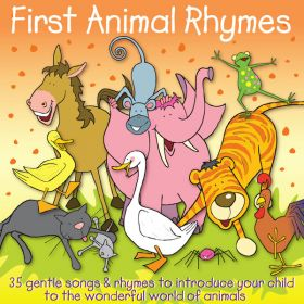 First Animal Rhymes (Digital Album)