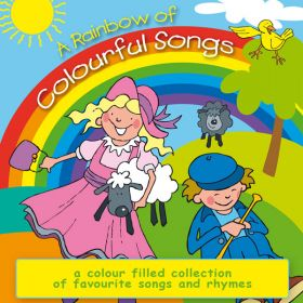 A Rainbow Of Colourful Songs (Digital Album)