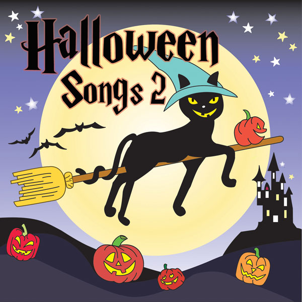 Halloween Songs 2 (Digital Album)