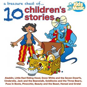 A Treasure Chest Of 10 Children's Stories (Digital Album)